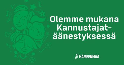 Hämeenmaa Kannustajat-ohjelma